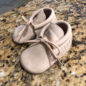 Other - Blush Baby Moccs